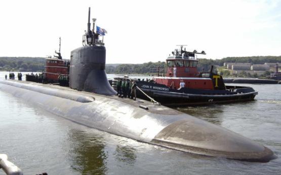 最新消息美国核潜艇在南海撞上不明物体 美国核潜艇在南海撞上不明物体多人受伤