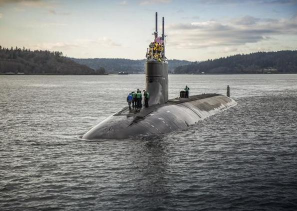 中方回应美核潜艇在南海撞不明物体 中方回应美核潜艇南海事故外交部:严重关切