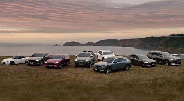 马自达公布最新SUV计划 预计在2022年后发布五款新车