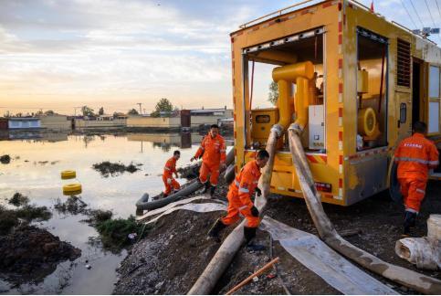 山西洪涝灾害致60座煤矿停产,暴雨导致175万余人受灾,煤炭供应受到影响!