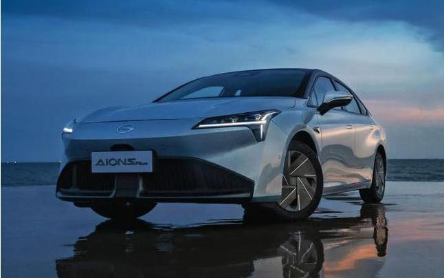 AION S Plus全系单月订单破万 成为15万元纯电市场首款订单量破万的车型