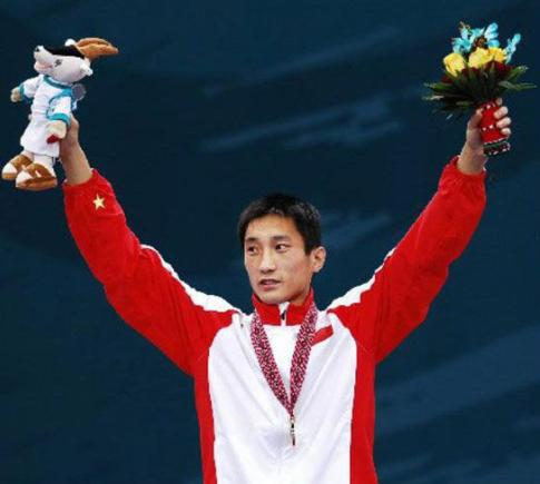 亚运会散打冠军李腾成涉黑嫌犯,曾在亚运会夺冠十分拉风……
