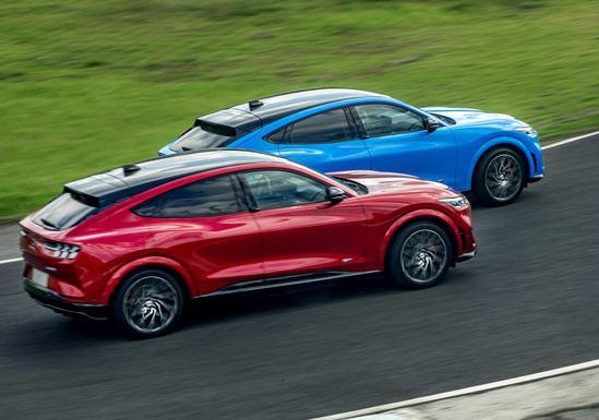Mustang Mach-E GT版上市 Mustang Mach-E GT版