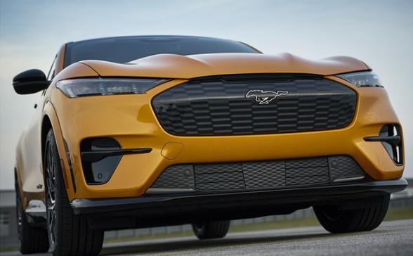 Mustang Mach-E GT版上市 情怀可能支撑不起这么高的售价