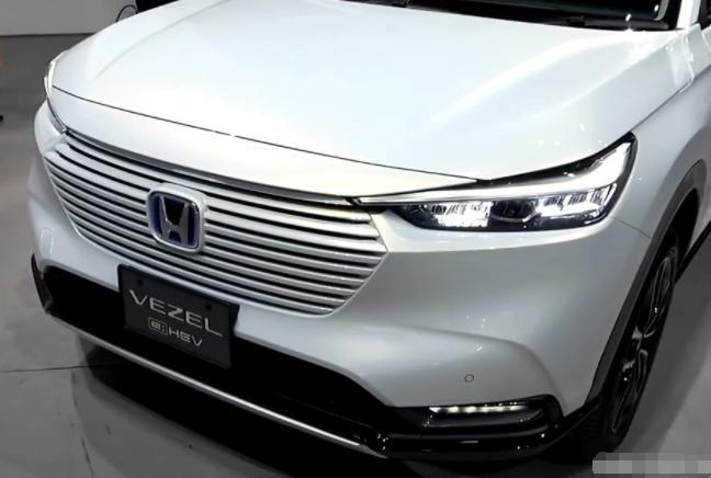 本田新一代缤智RS版配置曝光 将搭载1.5T发动机并同步推出混动版本