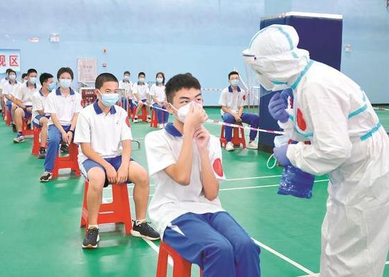 疫情速报31省份新增确诊22例均为境外输入 31省份新增确诊22例均为境外输入