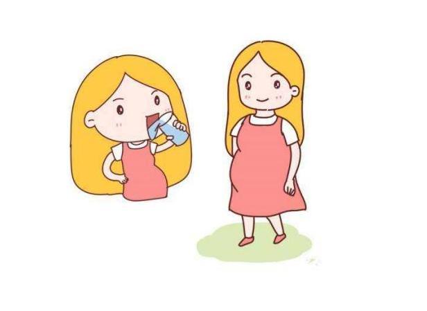 怀孕期间喝水多好吗? 怀孕期间什么时候应该喝水了?