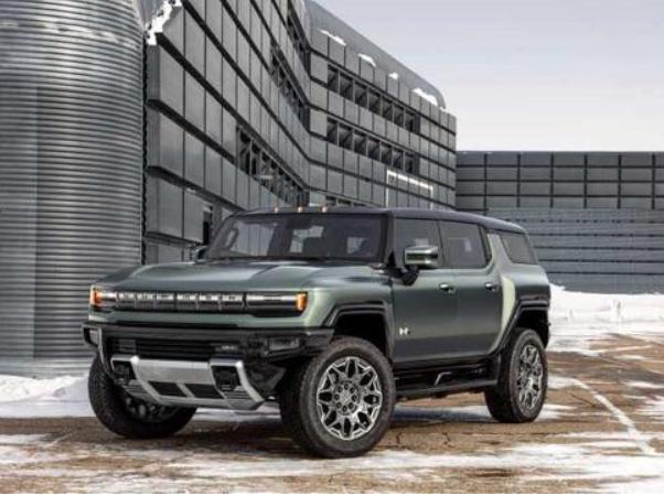 悍马EV基于通用纯电平台打造 通用纯电平台下生产的悍马EV有何不同