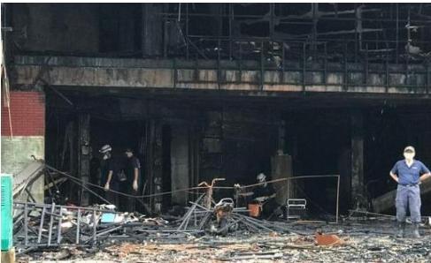 高雄46死火灾:女子烧香驱蚊被查,被指责有重大嫌疑,目前案件正在进一步调查当中!