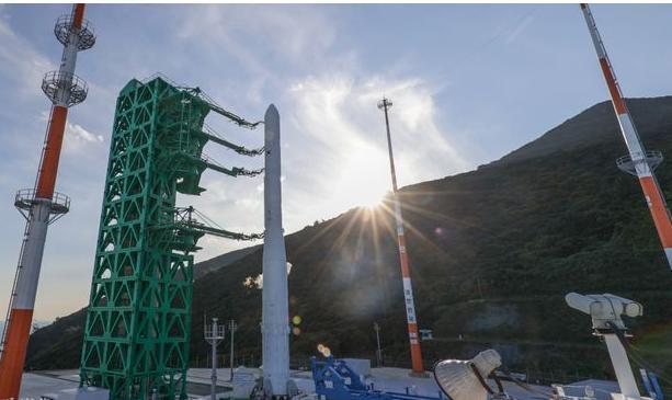 韩国国产运载火箭首飞入轨失败 韩国国产运载火箭首飞入轨失败文在寅对此发表讲话
