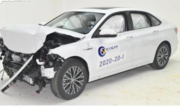 2021年中汽研最新批次新车碰撞测试结果发布 中汽研最新批次新车碰撞测试结果