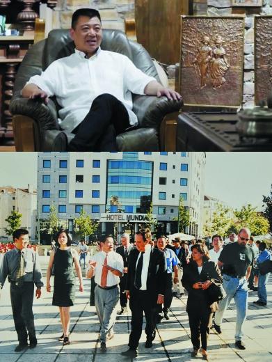 """2011年度""""风云浙商""""从葡萄牙中国城到浙江""""进口商品城""""!"""
