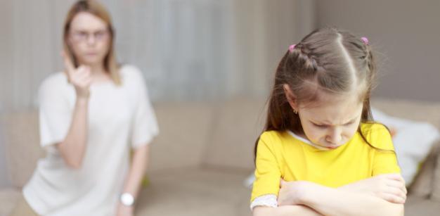 孩子动不动就闹情绪?家长先别急,这六句话也许对你有用!