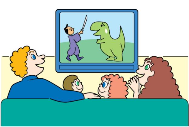 什么是印刻效应? 父母如何帮助孩子正确看电视?