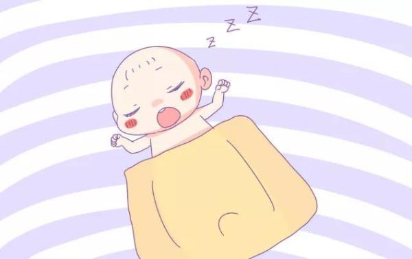 宝宝睡觉有这几个现象,代表辅食过量,脾胃出现问题!家长应该重视!