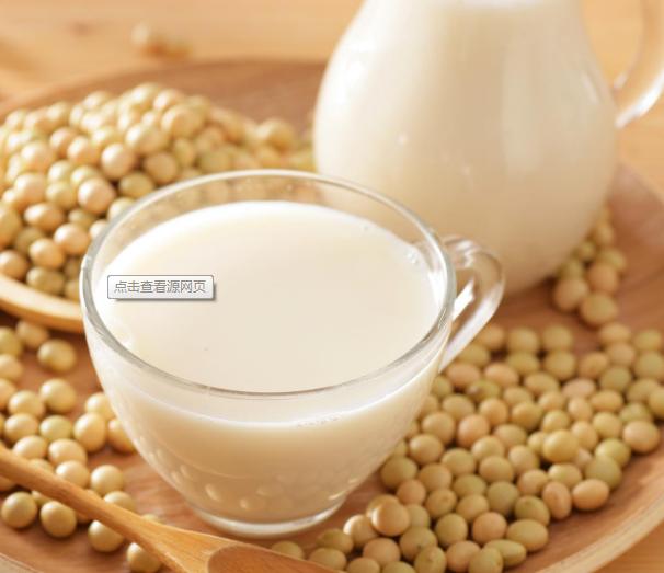豆浆的营养功效有哪些?饮用豆浆的禁忌是什么?