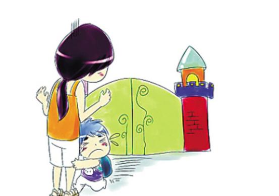 小孩不愿意上幼儿园的原因是什么?小孩子不愿意上幼儿园有什么好方法?