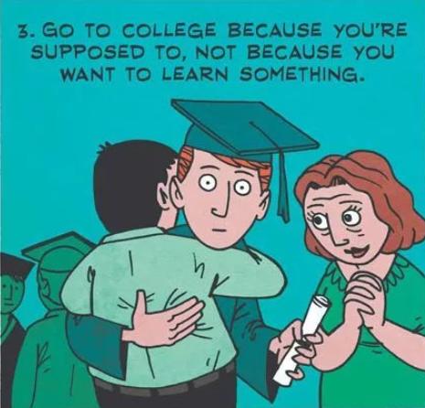 为什么要上大学?上大学的意义是什么?