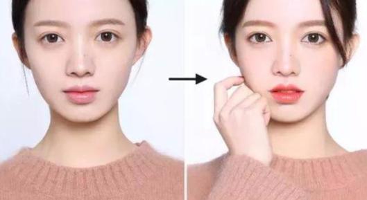 躺瘦化妆术是真的,修容是化妆的关键!