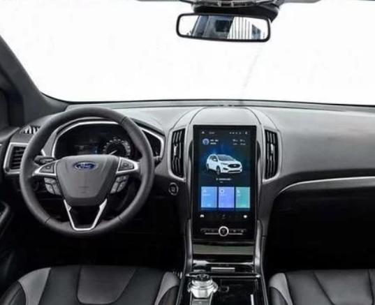 """福特再爆7座SUV""""惊雷"""",配置同是2.0T,动力超汉兰达,油耗还低"""