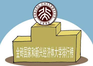 2021新兴经济体大学排名:清华、北大、浙大、复旦、上交大居前五