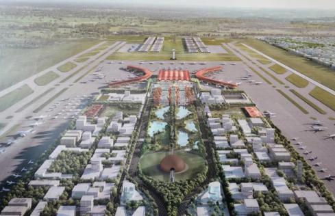 指南针环球好房展望,2023年多个工程落地,柬埔寨将以新面貌迎接新未来
