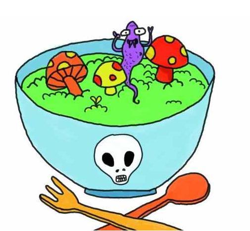 什么是食物中毒?食品安全小贴士