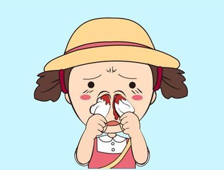 流鼻血该怎么快速处理?秋季容易流鼻血的原因有哪些?