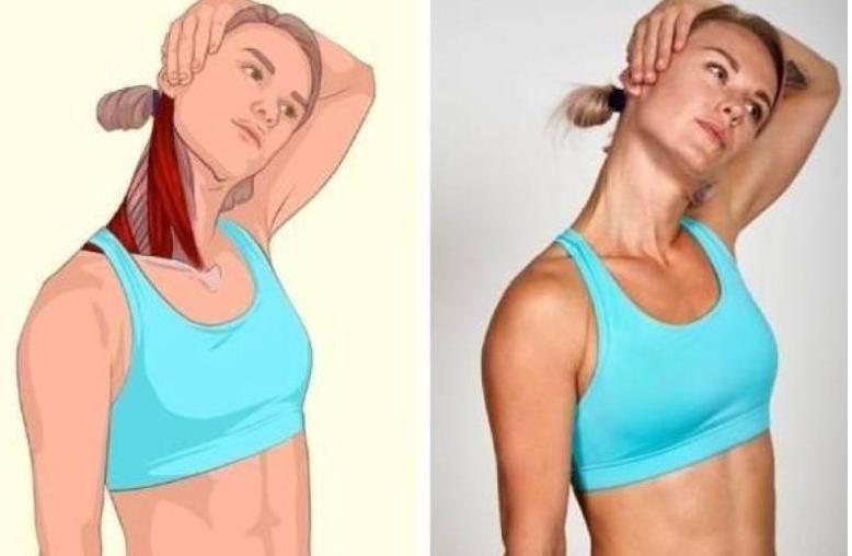 斜方肌如何改善?改善斜方肌的方法