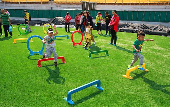 运动对孩子有哪些好处?运动又有哪些注意事项?