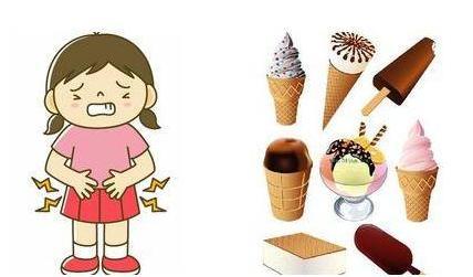 小孩为何不宜吃太多冷饮?给孩子吃冷饮有什么注意事项?