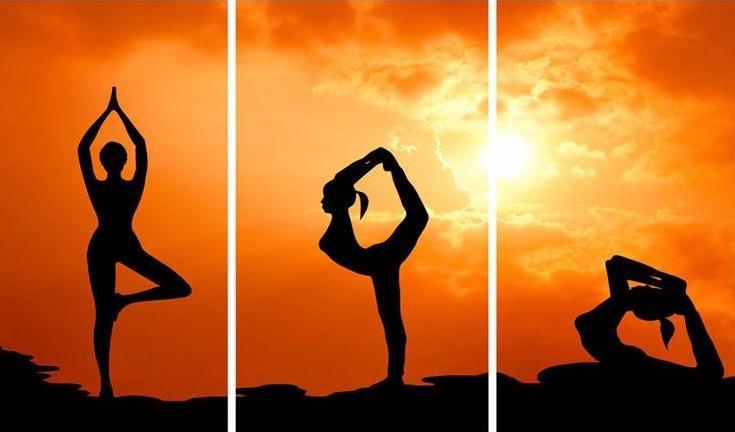 女性经期能否练瑜伽?来看看答案吧!