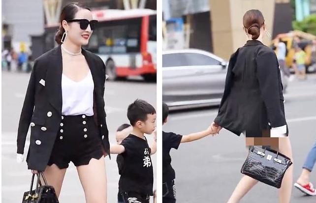 30岁以上的矮个子宝妈怎么穿?这样穿搭简约又气质