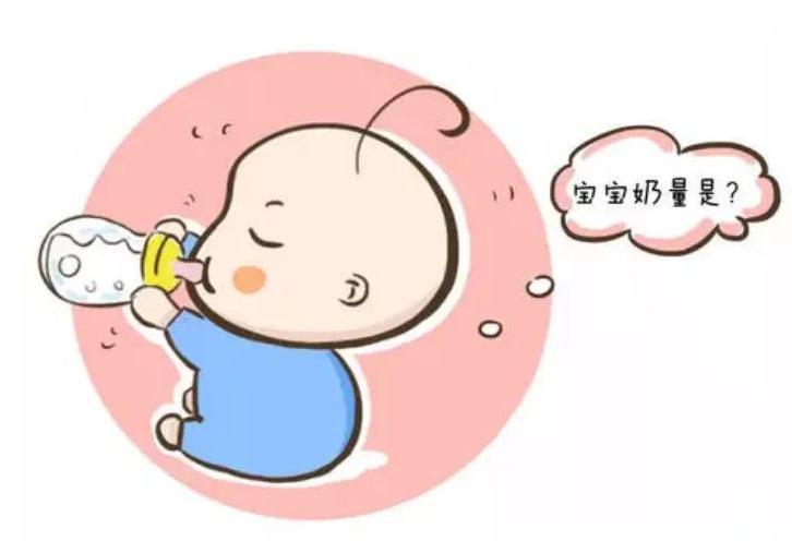 不同年龄的宝宝奶粉喂养量是多少?喂养新生儿奶粉应注意什么?
