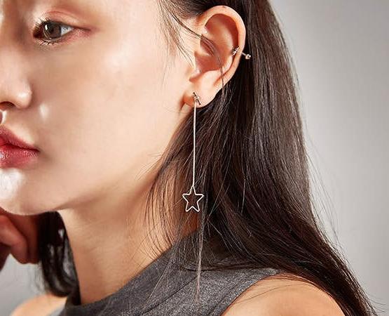 女性打完耳洞该怎样护理才好得快?女性什么时候不适合打耳洞?