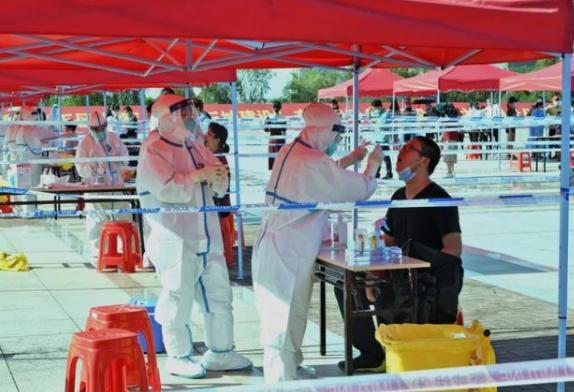 31省份新增本土确诊50例 均在福建,福建校园疫情防控为何破防?