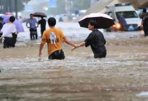中秋假期将出现大范围强降雨,秋季强降雨天气十大健康防病提示请收好!