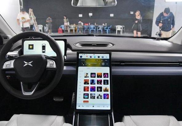 小鹏p5上市20万级的纯电家轿天花板? 小鹏p5这一级别最强有力的选手之一