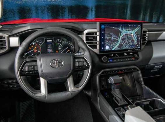 丰田发布全新一代坦途 全新一代坦途相较旧款有何不同?