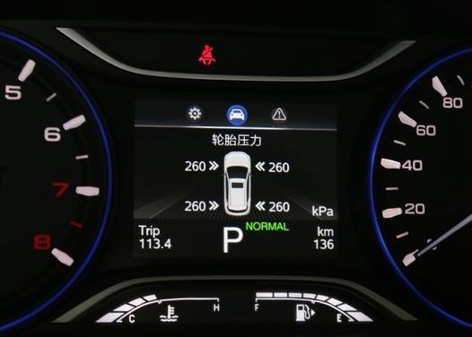 胎压监测有多重要? 正确的压力值将使汽车更加安全耐用节油