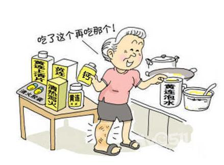 老年人天天吃钙片是好是坏?缺钙的老年人可以这样补钙