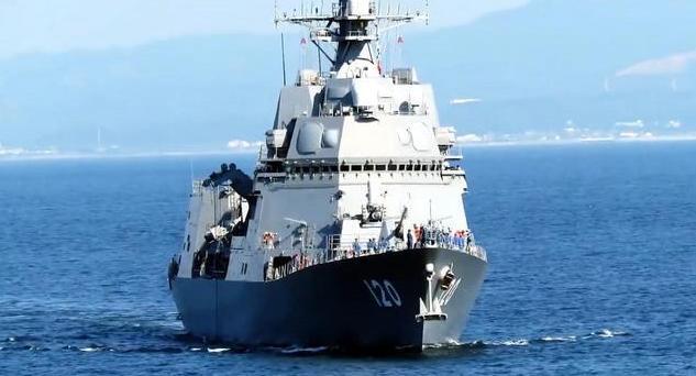 东部战区回应美加军舰过航台湾海峡,美加勾连严重危害台海和平稳定!