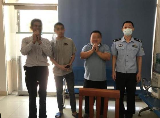 收到儿子刑拘通知书父亲惊喜得手抖,背后的原因令人唏嘘!