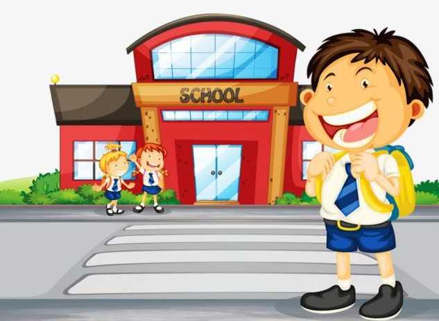 6岁走6万步上学 你觉得生活还难吗