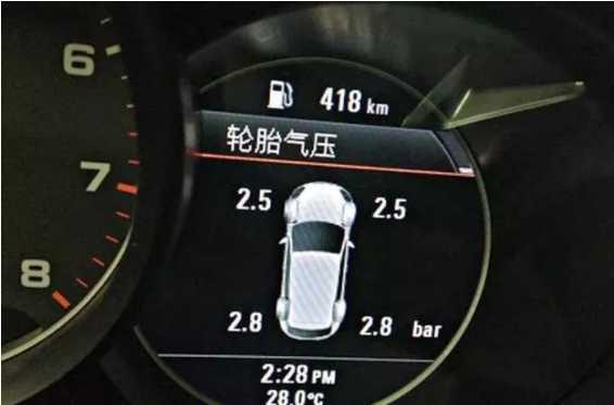 汽车胎压多少合适?高胎压省钱这样的谣言就不要再信了