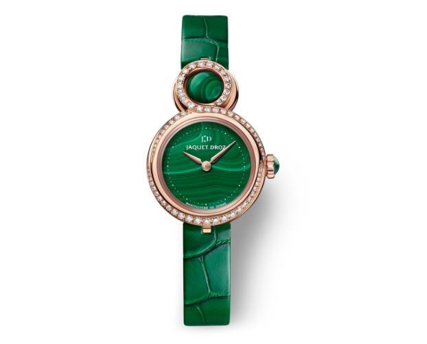 雅克德罗(Jaquet Droz)推出两款全新女士腕表
