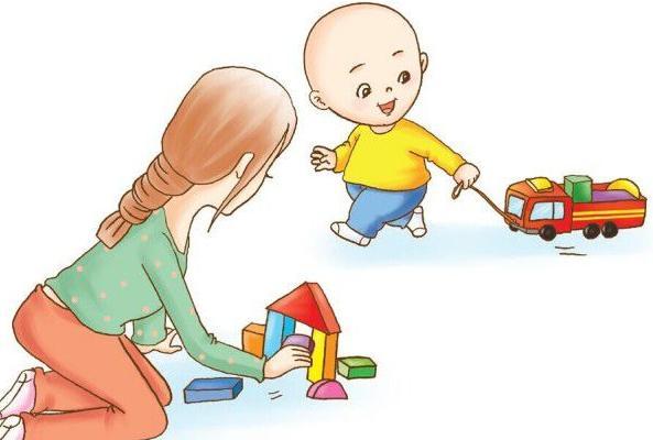 如何和宝宝玩游戏 跟宝宝玩游戏有什么好处