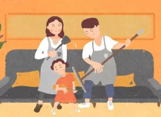 父母要做好示范作用 在孩子面前父母有很大的示范作用