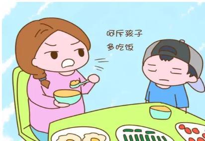宝宝吃饭时可能会出现哪些情况?宝宝挑食怎么办?