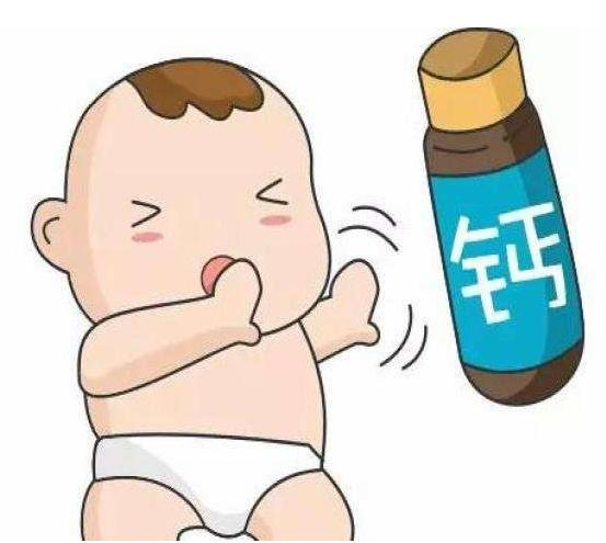 宝宝什么时候开始补钙最好?天天补钙为何还缺钙?